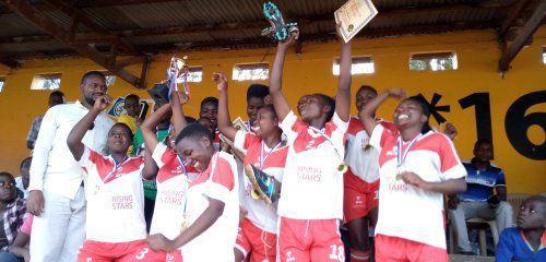Kigezi Women's Football Tournament