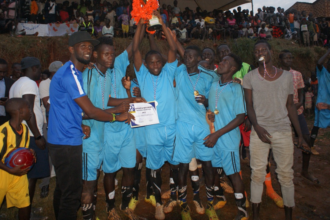 Slum Soccer Champions Crowned